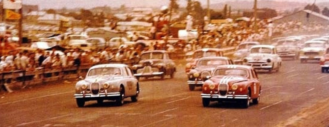 The first Australian Touring Car Championship race is held in 1960 at Gnoo-Blas in Orange, New South Wales