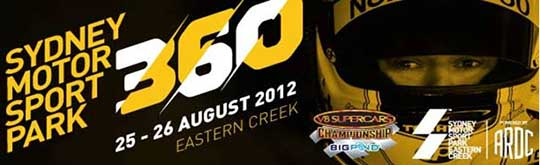 sydney motorsport park 360
