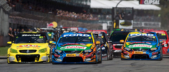 V8 Supercars - The Rise of the Machines