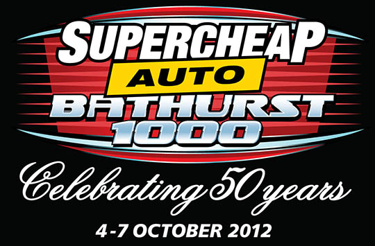 Supercheap Auto Bathurst 1000 Results 2012
