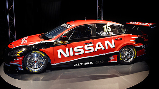 Nissan Motorsport Altima V8 Supercar