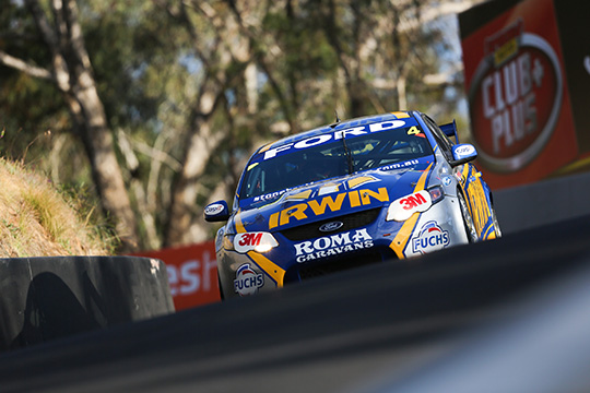 Irwin racing score eighth place finish at bathurst the for Irwin motors used cars