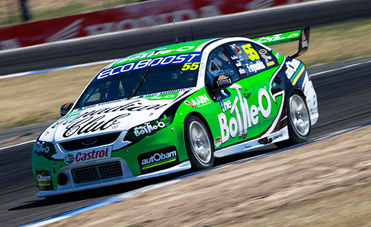 Reynolds not unhappy with progress at Winton