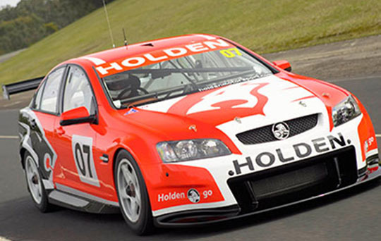 Todd Kelly's 2007 VE Commodore