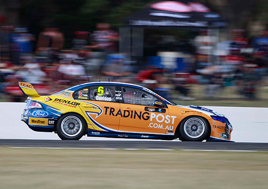 Will Davison seeks redemption at Sydney Telstra 500