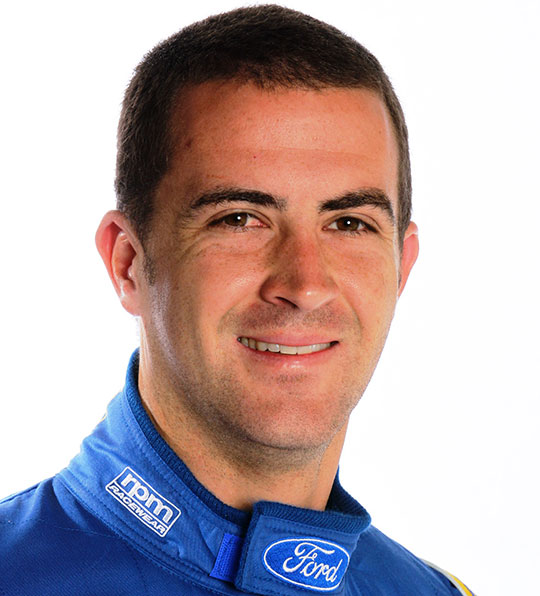Alex Davison Ford Performance Racing