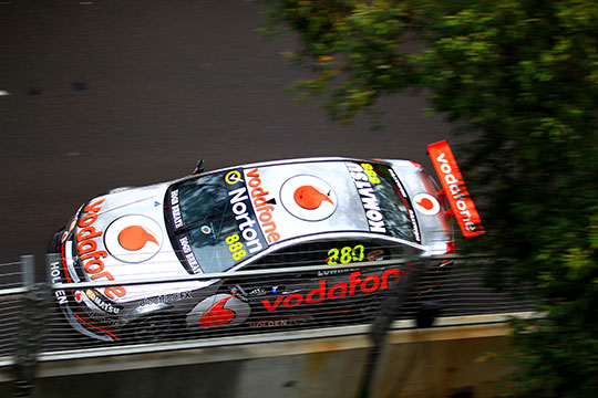 Craig-Lowndes-moves-to-second-in-Sydney