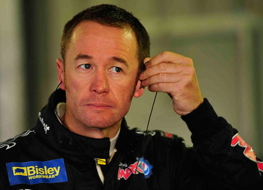 Greg Murphy to race V8 enduros only in 2013