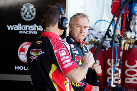 Russell Ingall signs for one final year in V8 Supercars