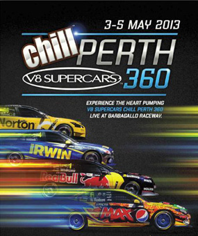 Chill Perth 360 Barbagallo Raceway Perth