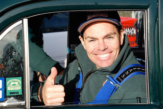 V8 Supercars star Craig Lowndes