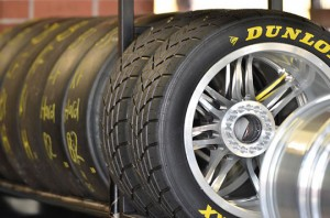 2013 V8 Supercars Tyre Compound