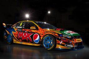 Pepsi Max Crew #6 Ford Falcon (side)