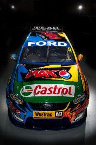 Mark Winterbottom's Pepsi Max Crew #6 Ford Falcon (front)