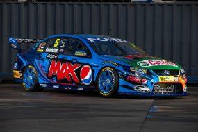 Pepsi Max Crew #5 Ford Falcon (side)