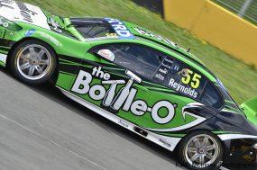 V8 Supercars pre-season testing Sydney 2013