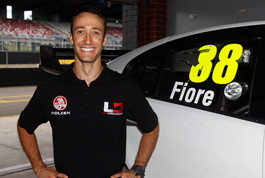 Dean Fiore confirmed at Lucas Dumbrell Motorsport