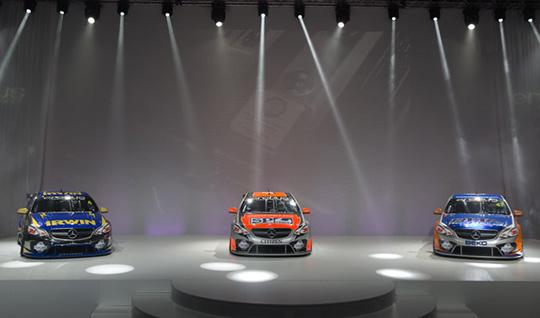 Erebus Motorsport unveil its Mercedes-Benz AMG V8 Supercars