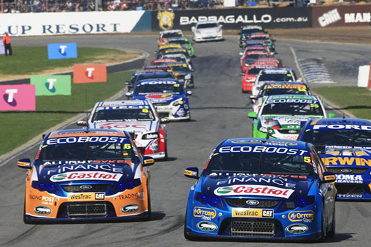 V8 Supercars face major changes to race formats in 2013