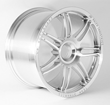 The forged V8 Supercar COTF wheel