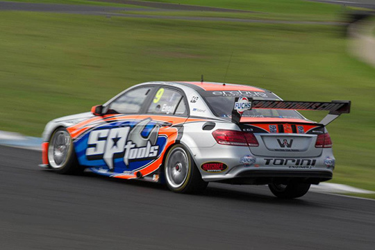 Official V8 Supercars Pre-Season Test Day Results