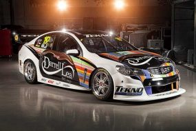 Darrell Lea Chocolates - Tekno Autosports livery