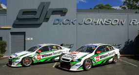 Dick Johnson Racing - Wilson Security liveries