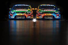 Pepsi Max Crew #5 and #6 Ford Falcon colours