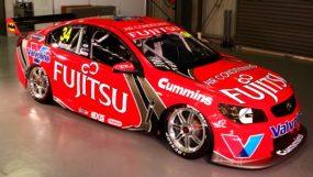 Fujitsu Racing GRM (side) livery (side)