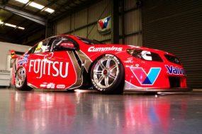 Fujitsu Racing GRM livery