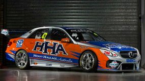 HHA Racing AMG Mercedes Benz (side)