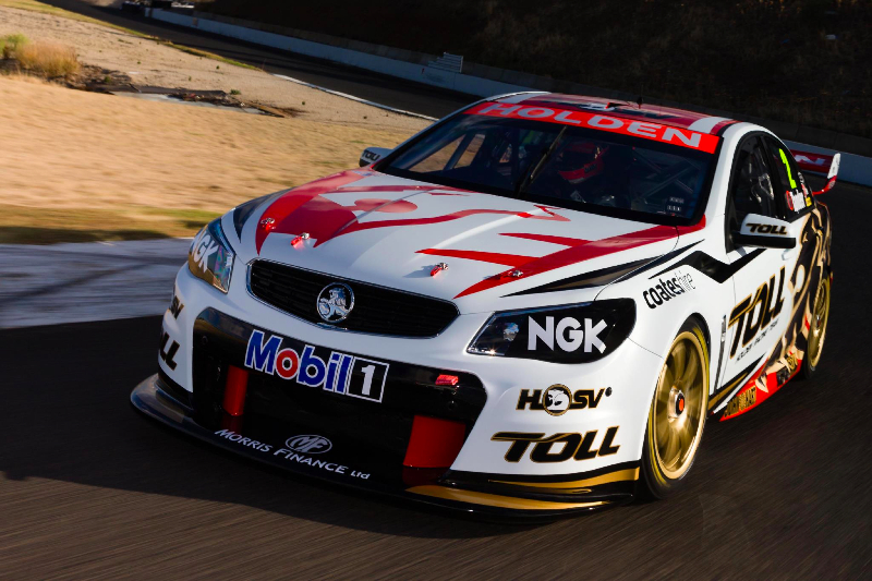 Holden Racing Team livery (side)