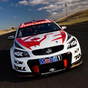 Holden Racing Team livery (front)