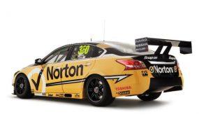 Norton 360 Racing Altima (side-shot)