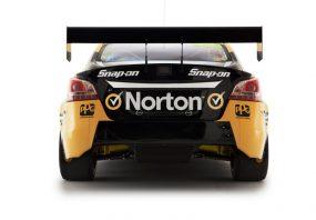 Norton 360 Racing Altima (rear)