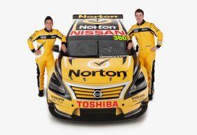 Norton 360 Racing Altima team-shot