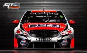 SP Tools Racing AMG Mercedes Benz (front)