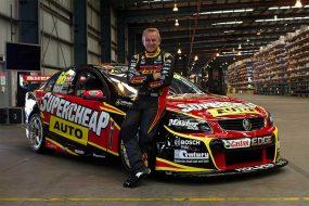 Supercheap  Auto Racing livery