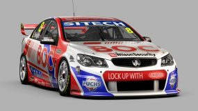 Team BOC livery (front)