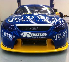 Team Jeld-Wen Ford Falcon (front)