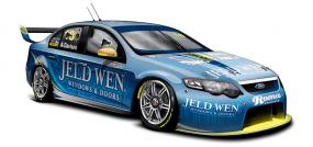 Team Jeld-Wen Ford Falcon Livery Design