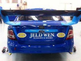 Team Jeld-Wen Ford Falcon (rear)