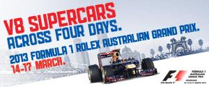 V8 Supercars Australian Grand Prix