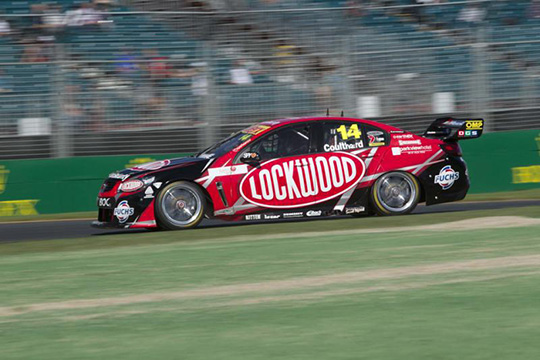 Fabian Coulthard wins Race One of the MSS Security Challenge