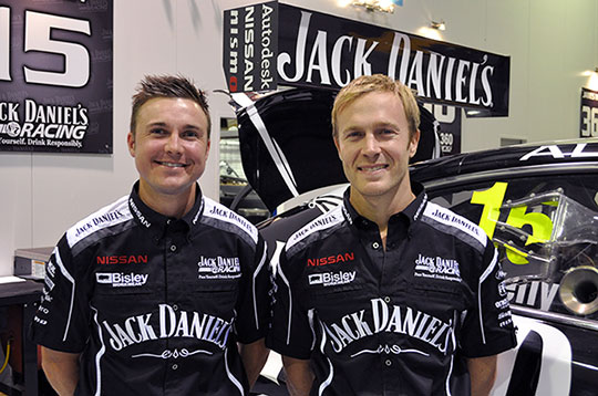 David Russell and Karl Reindler join Nissan Motorsport