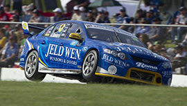 Alex Davison #18 Team JELD-WEN Ford Falcon