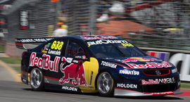 Craig Lowndes #888 Red Bull Racing Australia Holden Commodore