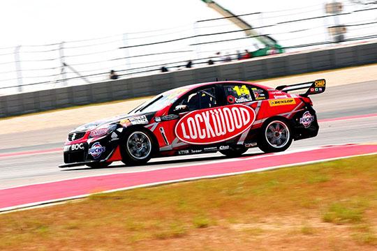 Fabian Coulthard Austin 400