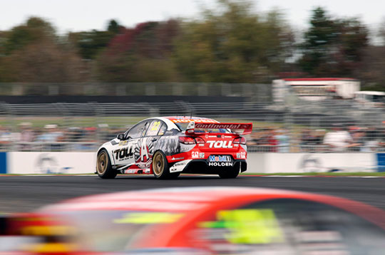 James Courtney ITM400 Auckland