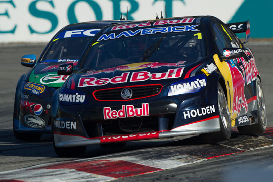 Jamie Whincup Race 11 Perth
